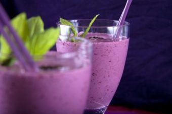 Smoothie deliciousness
